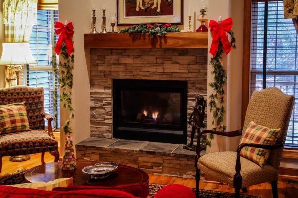 Revivez les plaisirs de la cheminée avec la cheminée de table!