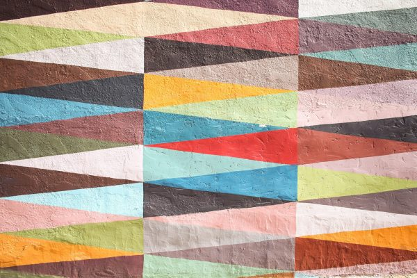 Les couleurs tendance 2020